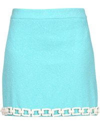 Moschino Cheap & Chic Mini Skirt - Lyst