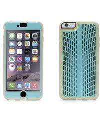 Griffin Turquoise Identity Ultra-Slim Iphone 6 Plus Case - Blue