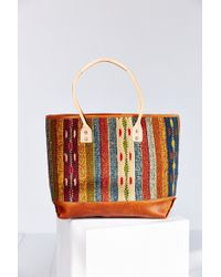 Will Leather Goods Oaxacan Tote Bag - Lyst