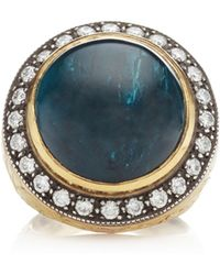 Arman Sarkisyan - One Of A Kind Blue Tourmaline Ring - Lyst