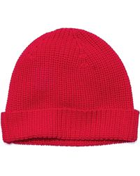A.P.C. Sailor Hat - Red