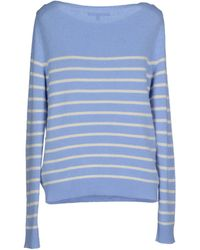 Gucci Sweater blue - Lyst