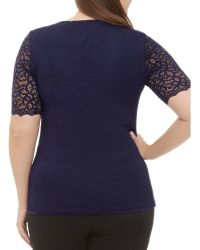 Windsmoor - Beaded Tunic Top - Lyst