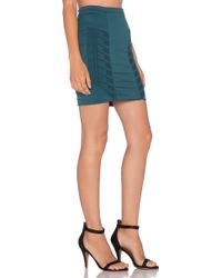 LaPina by David Helwani - Reina Skirt - Lyst