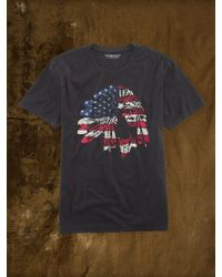 Denim & Supply Ralph Lauren Headdress Graphic Tee - Lyst