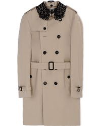 Burberry Prorsum | Full-length Jacket | Lyst