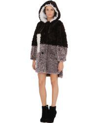 Fendi Fur Coat - Black