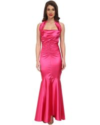 Stop Staring! Serena Evening Dress - Lyst