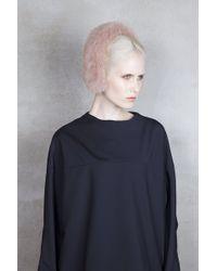 Onar - Magda Almond Toscana Shearling Earmuffs - Lyst
