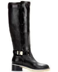 Nicholas Kirkwood Leather Boots - Lyst