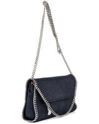 Stella McCartney Falabella Fauxsuede Shoulder Bag - Lyst