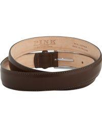Thomas Pink - Grafton Leather Belt - Lyst