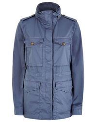 Burberry Brit - Marshdale Field Jacket - Lyst