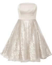 Coast Bloome Sequin Dress - Lyst