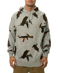 Crooks And Castles The Bird Trap Hoodie - Lyst