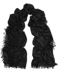 Maje - Crepe Scarf - Lyst