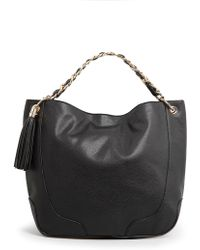 Mango Chain Shoulder Bag - Lyst