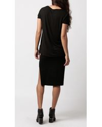 Groceries Apparel - Lazy Tee - Lyst