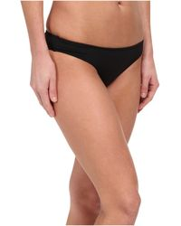 Seafolly Goddess Bow Back Brazilian - Lyst