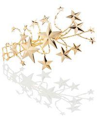 Rodarte Gold Star Hair Jewelry - Lyst