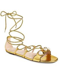 19c7136c615e6b Lyst - Gucci Willow - Women s Gucci Willow Shoes