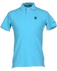 Lambretta Polo Shirt - Blue