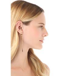 Kristen Elspeth - Bar Earrings - Lyst