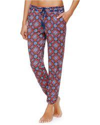 Bollydoll - Desert Dreamer Cropped Pyjama Trousers - Lyst
