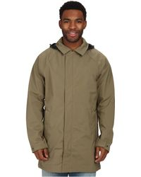 The North Face Macarthur Soft Shell Trench - Lyst