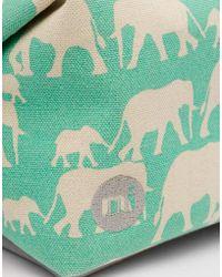 Mi-Pac - Mi Pac Elephants Makeup Bag - Lyst
