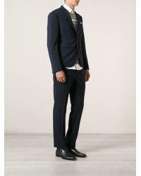 Neil Barrett Classic Suit - Lyst
