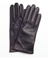 Portolano Mysterioso Nappa Leather Itouch Tech Gloves - Lyst