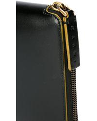 Marni Laptop Bag - Black