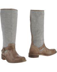 Le Crown Boots - Lyst