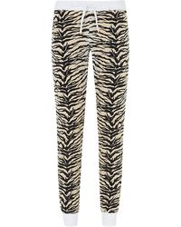Juicy Couture Amazon Tiger Tapered Track Pants - Lyst