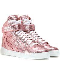 Givenchy Tyson High-Top Sneakers - Lyst
