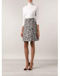 Proenza Schouler Carpet Skirt - Lyst