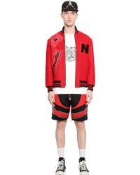 Nicopanda - Color Blocked Neoprene Shorts - Lyst