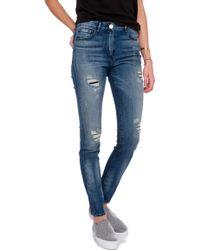 3x1 W3r High Rise Regular Skinny Jean - Lyst