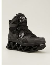 Marc By Marc Jacobs Ninja Hi-top Sneakers - Lyst