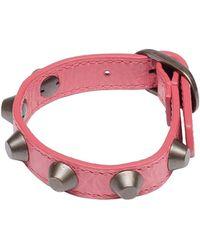 Balenciaga Classic Bracelet Stud - Lyst