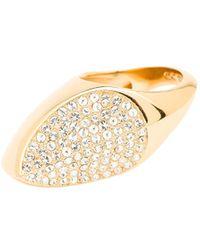 CC Skye Slice Ring - Lyst