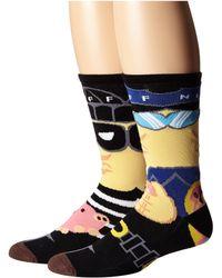 Neff - Cop N' Robber Socks - Lyst