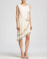 Haute Hippie Dress - Embellished - Lyst