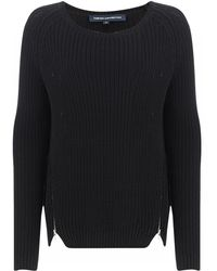 French connection Mozart Rocks Jumper - Lyst