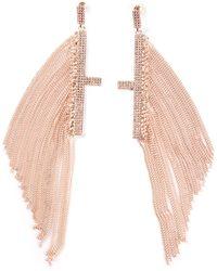 Luxury Fashion Rolo Chain Earrings - Lyst