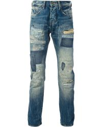 Prps Goods & Co Vintage Duff Skinny Trousers - Lyst