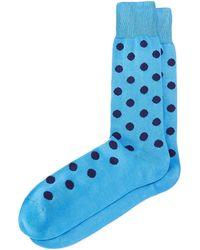 Paul Smith Bright Spot Large-Dot Pattern Socks - Lyst