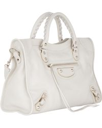 Balenciaga Metallic Edge Classic City - Lyst