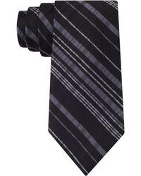 DKNY Menswear Grid Slim Tie - Lyst